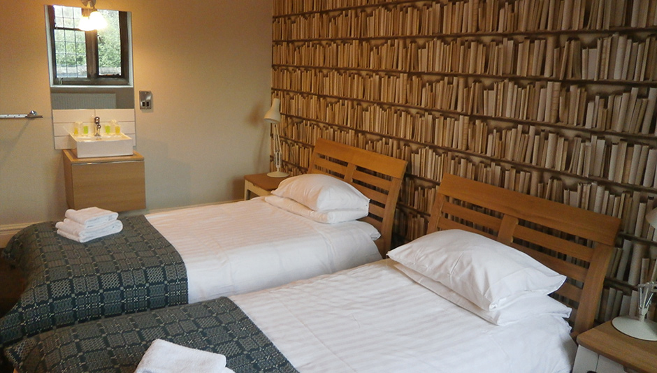 en suite accommodation North Wales