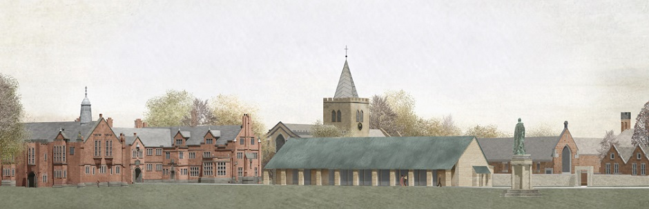 Winning architects of Gladstone's Library RIBA competition announced!