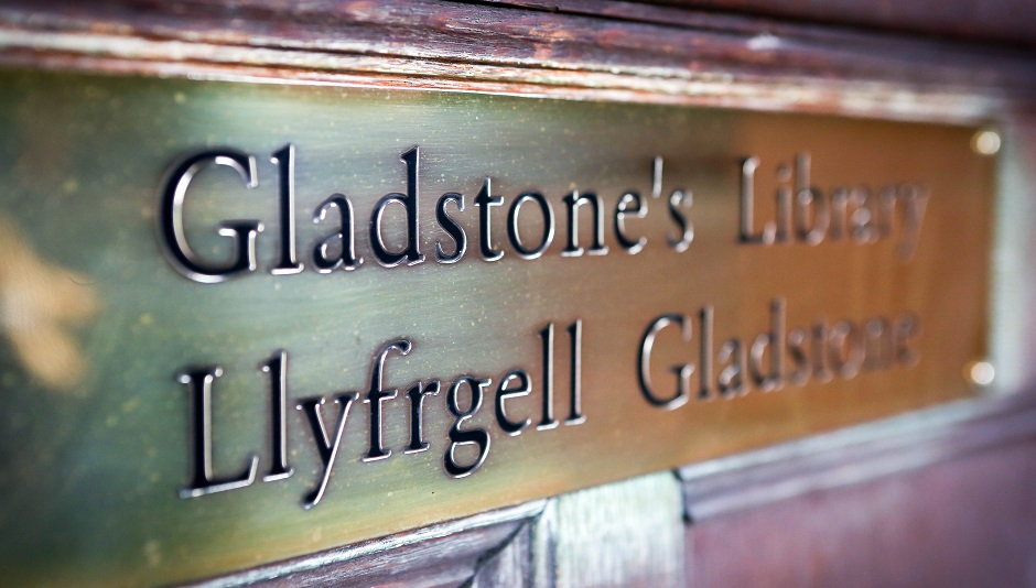 Become a Friend of Gladstone's Library for great benefits!
